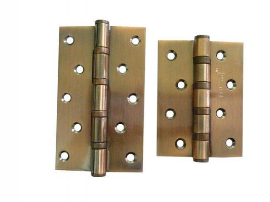 Chọn bản lề và khóa cho cửa gỗ như thế nào ? 2