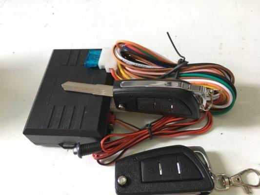 Khóa cửa ô tô - Cấu tạo, chức năng và hệ thống điều khiển khóa cửa ô tô 19
