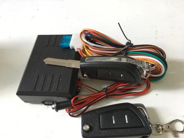 Khóa cửa ô tô - Cấu tạo, chức năng và hệ thống điều khiển khóa cửa ô tô 3