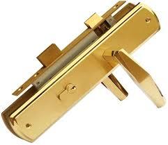 Chi tiết thân khóa cửa tay gạt có thể bạn chưa biết 55