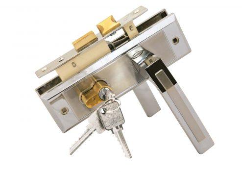 Ưu điểm và Cách thay khóa cửa tay gạt giá rẻ 9