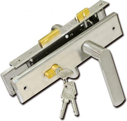 Ưu điểm và Cách thay khóa cửa tay gạt giá rẻ 7