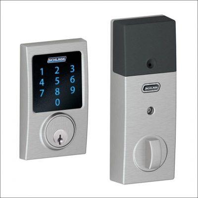 Giới thiệu các loại khóa cửa thông minh phổ biến hiện nay 2