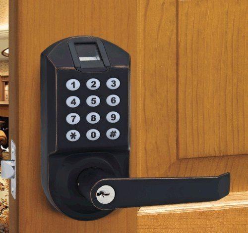 Sử dụng và lắp đặt khóa cửa vân tay giá rẻ có khó không ? 2
